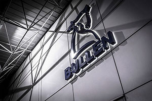 Bullen Healthcare Sign