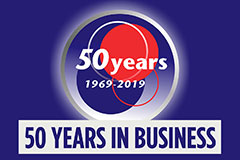 50 Years In Business