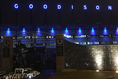 illuminated built up letters goodison