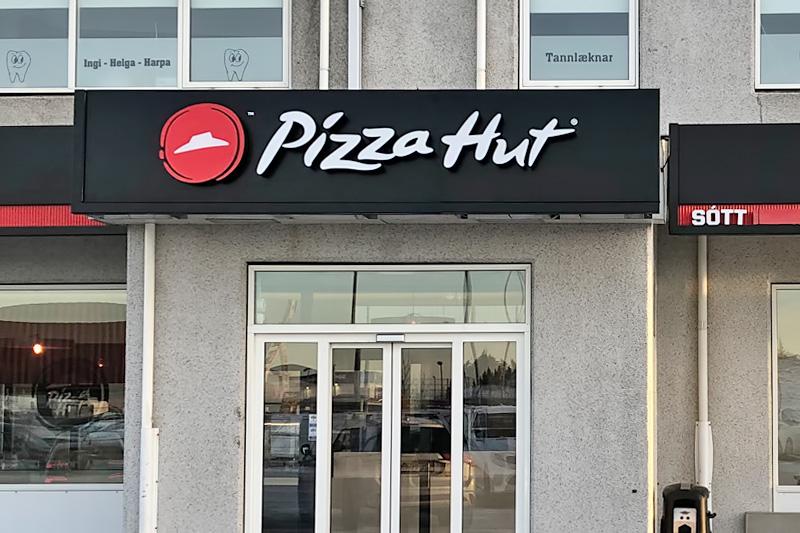 Pizza Hut Iceland Benson Signs News