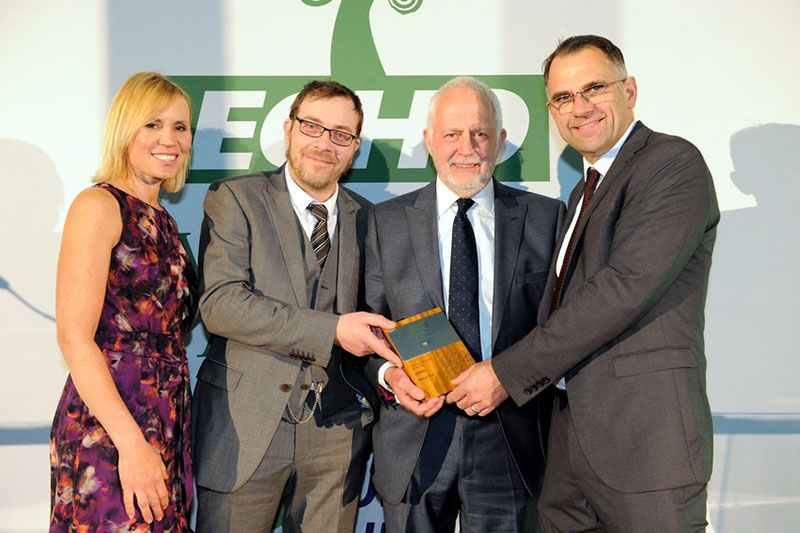 Liverpool echo carbon champion award 2016